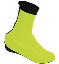 Castelli Corsa Shoecover Radüberschuh Regenschutz, Yellow