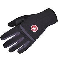 Castelli Cromo Damen-Radhandschuh, Black/Violet