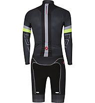 Castelli Cx Sanremo - tuta ciclismo, Grey