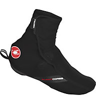 Castelli Difesa Shoecover WINDSTOPPER - copriscarpa, Black
