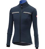 Castelli Dinamica - giacca bici - donna, Blue