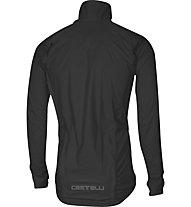 Castelli Emergency Rain - giacca bici - uomo, Black