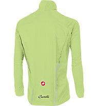 Castelli Emergency - giacca bici - donna, Yellow