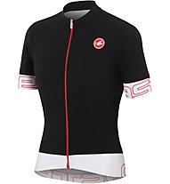 Castelli Endurance Jersey FZ, Black