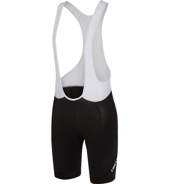 Castelli Endurance X2 - pantaloni bici - uomo, Black/White