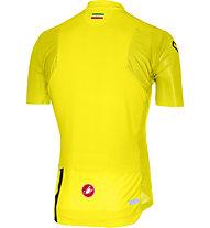Castelli Entrata 3 Jersey FZ - Radtrikot - Herren, Yellow