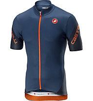 Castelli Entrata 3 - maglia bici - uomo, Dark Blue