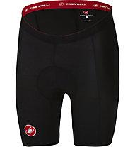 Castelli Evoluzione 2 - Pantaloncini ciclismo  - uomo, Black