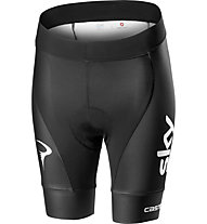 Castelli Team Sky 2019 Fan 19 W Short - Radhose - Damen, Black