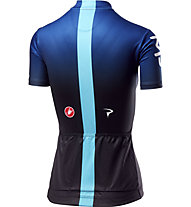 Castelli Team Sky 2019 Fan 19 W - Radtrikot - Damen, Black/Blue