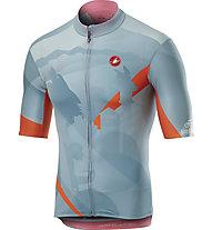 Castelli Feltre Croce d'Aune Jersey - maglia tappa Giro d'Italia 2019 - uomo, Blue