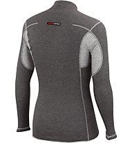 Castelli Flanders Warm - Funktionsshirt - Herren, Grey