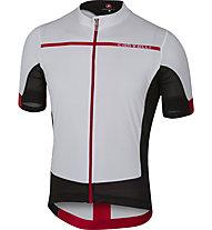 Castelli Forza Pro Jersey - Radtrikot - Herren, White/Red