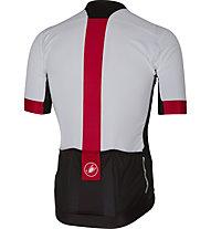 Castelli Forza Pro - maglia bici - uomo, White/Red