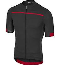 Castelli Forza Pro Jersey - Radtrikot - Herren, Light Black