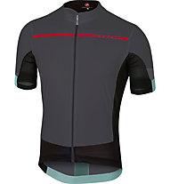 Castelli Forza Pro - maglia bici - uomo, Dark Grey