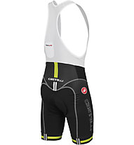 Castelli Free Aero Race Bibshort Kit Version, Black/Lime