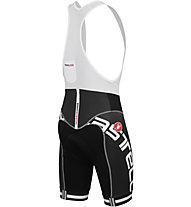 Castelli Free Aero Race Bibshort Printed Version, Black/White/Black