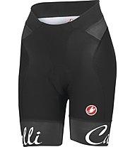 Castelli Free Aero W Short - Radhose - Damen, Black