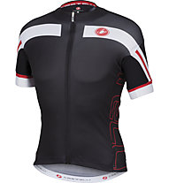 Castelli Free AR 4.0 Jersey FZ - Maglia Ciclismo, Black