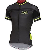 Castelli Free AR 4.1 Jersey FZ - Maglia Ciclismo, Anthracite