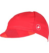 Castelli Free Cycling Cap - Radmütze, Red