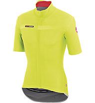 Castelli Gabba 2 - maglia bici - uomo, Yellow Fluo