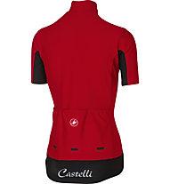 Castelli Gabba 2 W - maglia bici - donna, Red