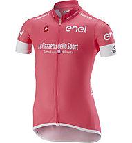 Castelli Maglia Rosa Giro d'Italia 2018 - maglia bici - bambino, Rosa