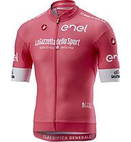 Castelli Giro Race Maglia Rosa del Giro d'Italia 2018 - maglia bici - uomo, Rosa