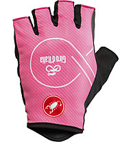 Castelli Guanti bici Giro D'Italia 2018, Pink