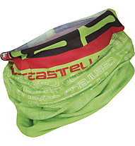 Castelli Scaldacollo Head Thingy, Sprint Green