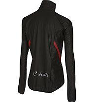 Castelli Idro W Jacket - Radjacke - Damen, Black