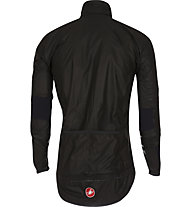 Castelli Idro Pro - giacca bici - uomo, Black