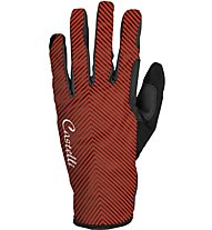 Castelli Illumina Glove Damen-Fahrradhandschuh, Red
