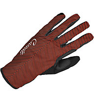 Castelli Illumina Glove - guanti bici donna, Black/Red