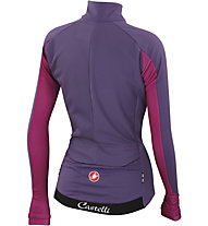 Castelli Illumina Jacket Damen-Radjacke, Violet