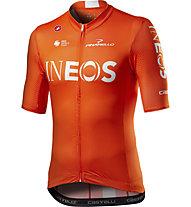 Castelli Ineos Competizione Jersey - Radtrikot - Herren, Orange