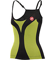 Castelli Ipnosi Top, Black/Lime