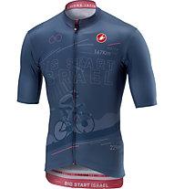 Castelli Etappentrikot Israel Giro d'Italia 2018, Blue
