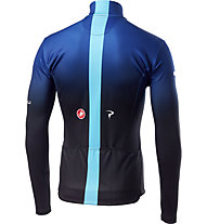 Castelli Team Sky 2019 Long Sleeve Thermal - Radtrikot langarm - Herren, Black/Blue