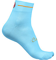 Castelli Maestro W Sock - Radsocken - Damen, Light Blue