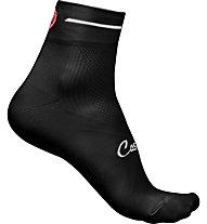 Castelli Maestro W Sock - Radsocken - Damen, Black