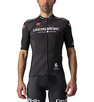Castelli Schwarzes Trikot Competizione Giro d'Italia 2021 - Herren, Black