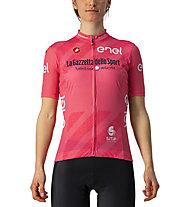 Castelli Maglia Rosa Competizione  Giro d'Italia 2021 - donna, ROSA GIRO