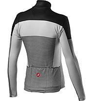 Castelli Marinaio Jersey FZ - maglia bici - uomo, Black/Grey