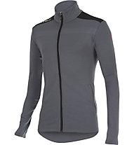 Castelli Meccanico Sweater - maglia ciclocross, Turbulance/Vintage Black