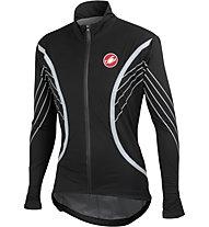 Castelli Misto Jacket - giacca pioggia per bici, Black