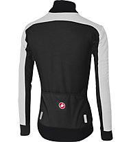 Castelli Mortirolo 2 W - giacca bici - donna, Black/White