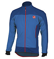 Castelli Mortirolo 4 - Radjacke - Herren, Blue/Light Blue